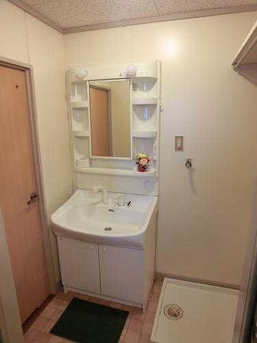 シティハイツ篠栗 / 401号室洗面所