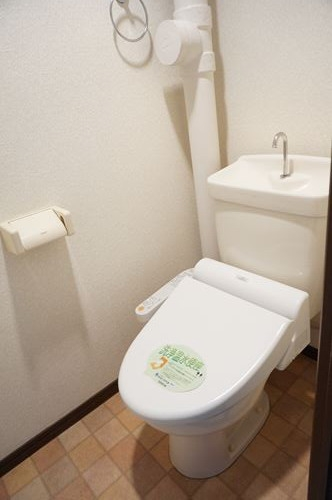 リバーサイド貝田 / 101号室トイレ