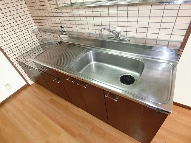 リバーサイド貝田 / 301号室キッチン
