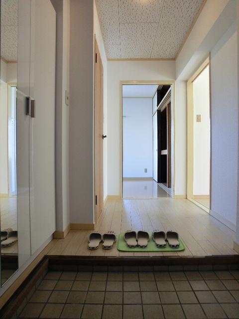 アイビーハイツ / 105号室玄関