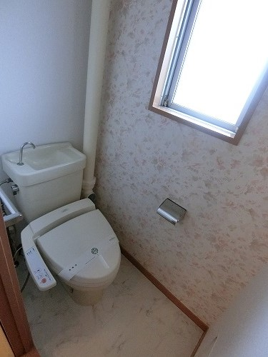 アイビーハイツ / 301号室トイレ