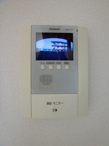 リバーサイド志免 / 301号室セキュリティ