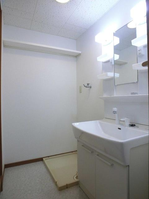 リバーサイド志免 / 401号室洗面所