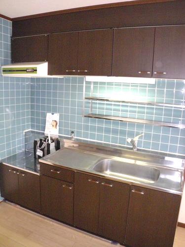 レジデンス・ウィステリア24 / 103号室キッチン