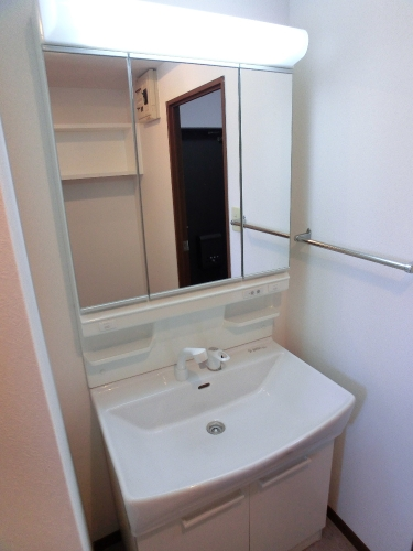 レジデンス・ウィステリア24 / 106号室洗面所
