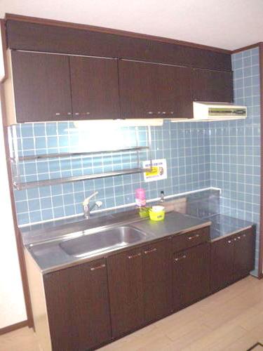 レジデンス・ウィステリア24 / 107号室キッチン