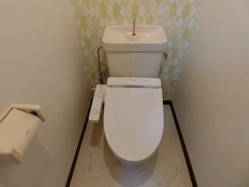 レジデンス・ウィステリア24 / 402号室トイレ