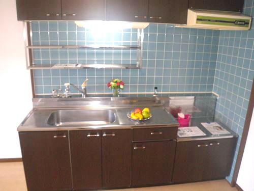 レジデンス・ウィステリア24 / 407号室キッチン