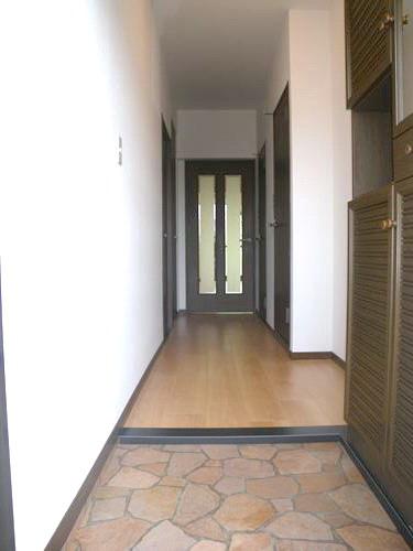 エースワン粕屋 / 203号室洗面所