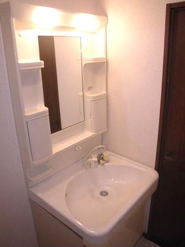 エースワン粕屋 / 403号室洗面所