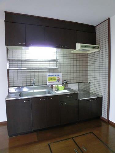 セントレージ博多 / 105号室キッチン