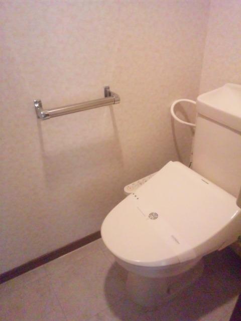 プレミール須恵 / 103号室トイレ