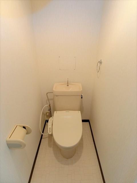 博多の森南 / 107号室トイレ