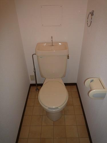 博多の森南 / 203号室トイレ