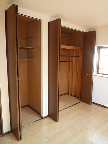 博多の森南 / 301号室収納