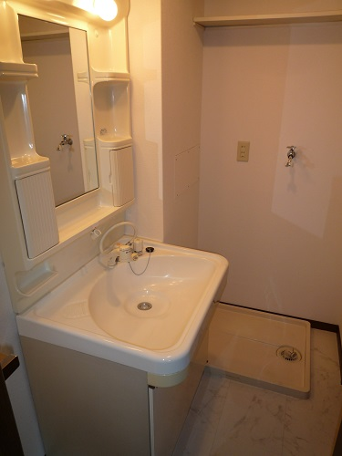 博多の森南 / 307号室洗面所