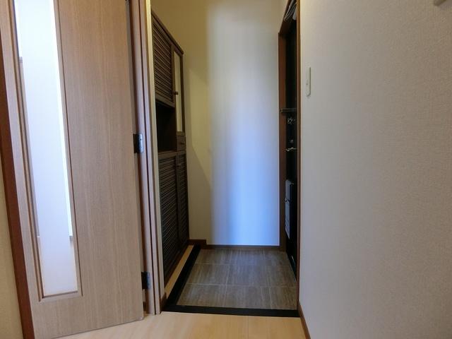 ティアラ 安川 / 203号室玄関