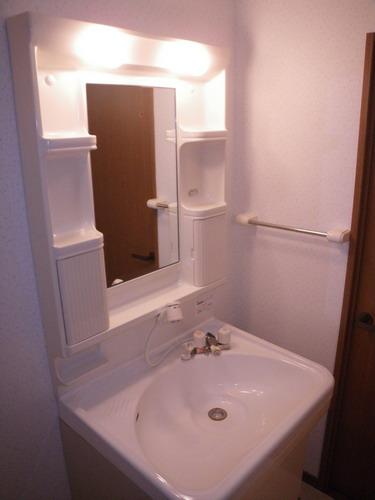 エントピア空港東 / 303号室洗面所