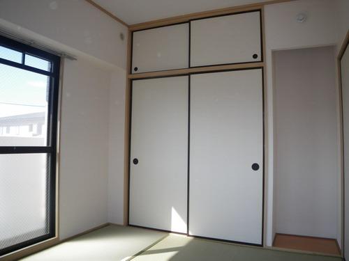 サンヒルズTAKEDAⅡ / 401号室和室