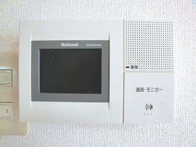 エステート長者原(ペット可) / 202号室セキュリティ