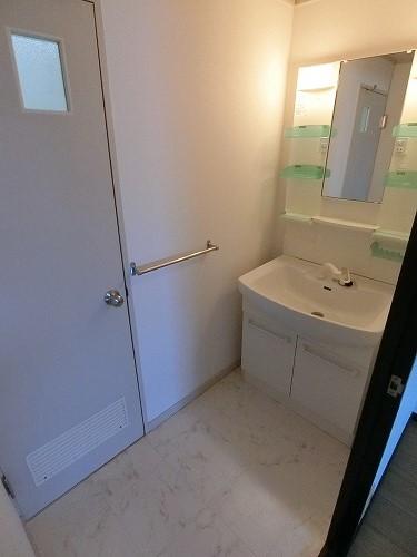 サンハイム / 501号室洗面所