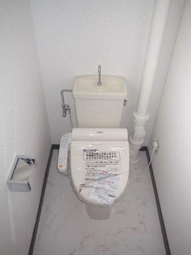 サンハイム / 503号室トイレ
