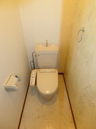 カーサ宮の前 / 303号室トイレ