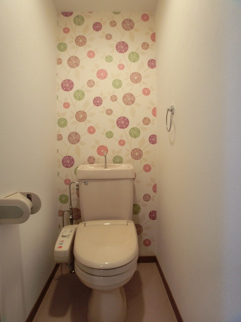 カーサ宮の前 / 703号室トイレ