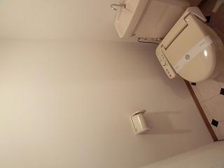 プレデュパルク壱番館 / 605号室トイレ