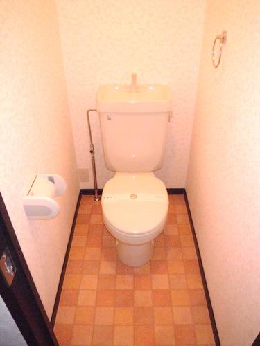 ルミエール・アーサ / 101号室トイレ
