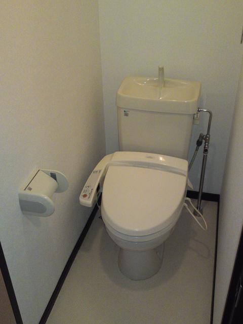 アイビーハイツⅡ / 103号室トイレ