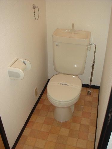 アイビーハイツⅡ / 203号室トイレ