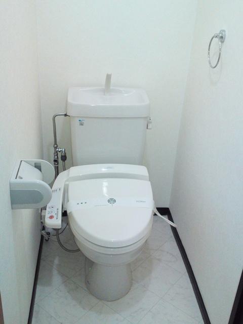 アイビーハイツⅡ / 401号室トイレ