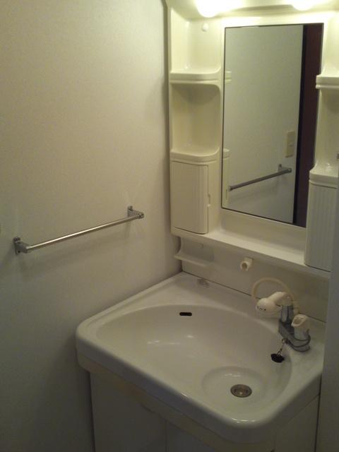 アイビーハイツⅡ / 402号室洗面所
