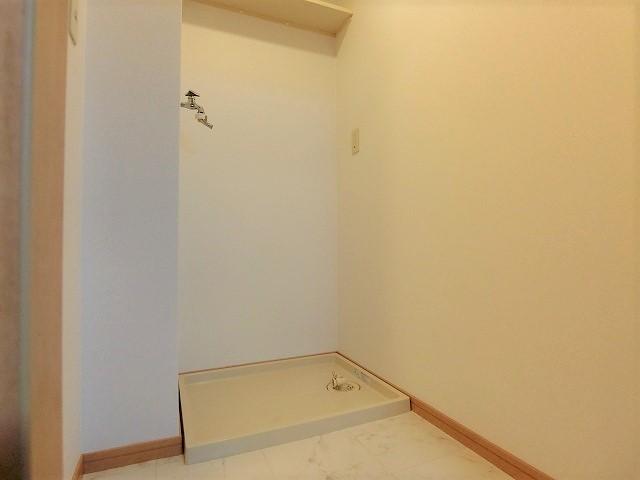 クリア吉塚 / 405号室洗面所