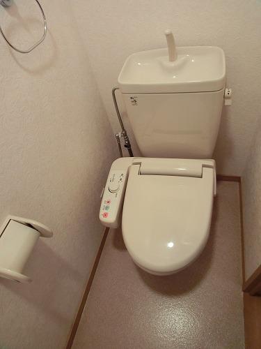 カンフォーロ藤木 / 205号室トイレ