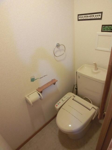 カンフォーロ藤木 / 505号室トイレ