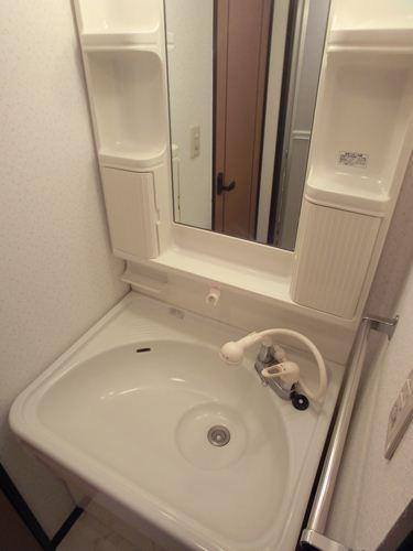 スクレーパー東 / 402号室玄関