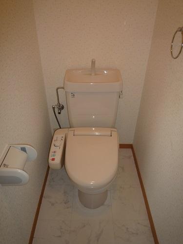 ファミーユ博多の森 / 401号室トイレ