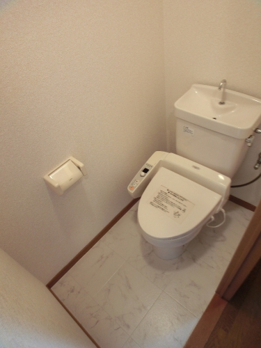 グリシーヌ空港 / 503号室トイレ