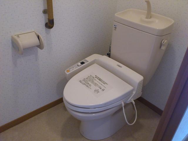 ルミエール21 / 101号室トイレ