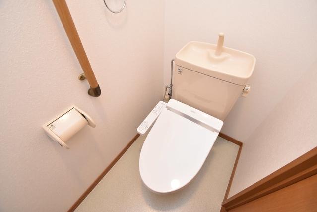 ルミエール21 / 401号室トイレ