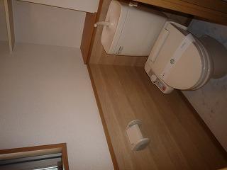 ジュノーパレス / 301号室トイレ