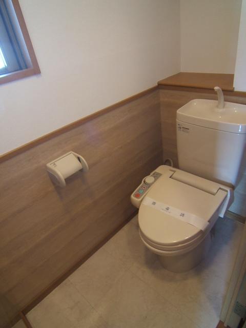 ジュノーパレス / 901号室トイレ