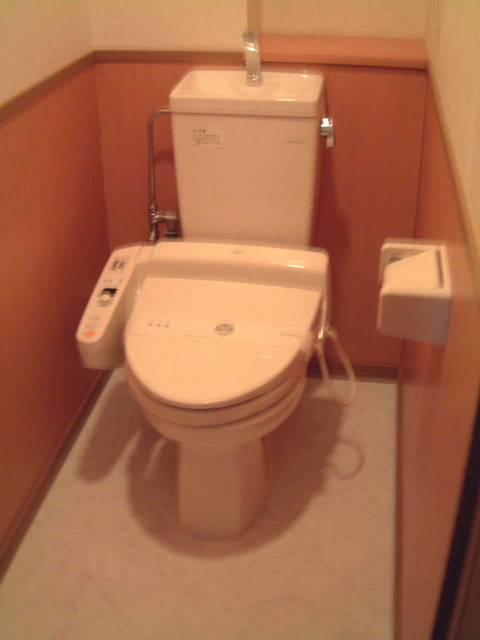 クレール今町 / 202号室トイレ