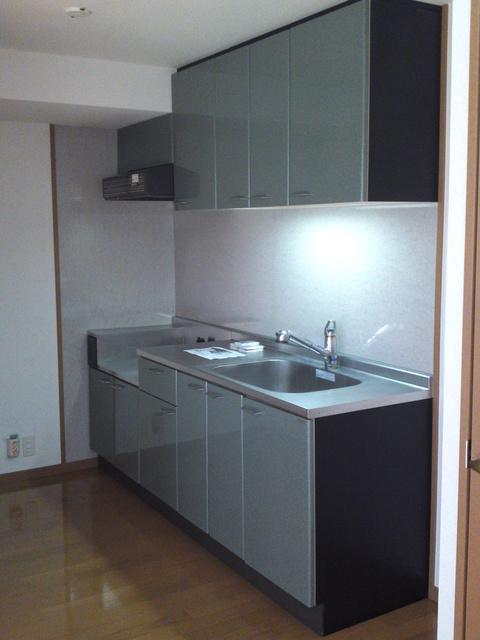 ネオパレス長者原Ⅱ / 203号室キッチン