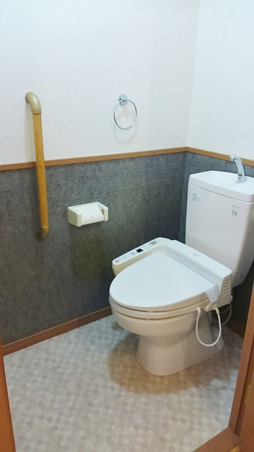 ネオパレス長者原Ⅱ / 205号室トイレ