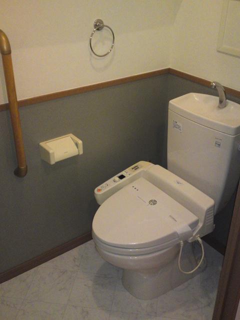 ネオパレス長者原Ⅱ / 302号室トイレ