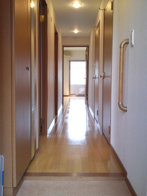 リヴェール高田 / 107号室玄関