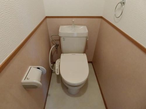シャトレ東 / 402号室トイレ